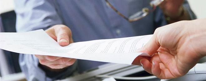 Шаг 1. Соберите необходимые документы