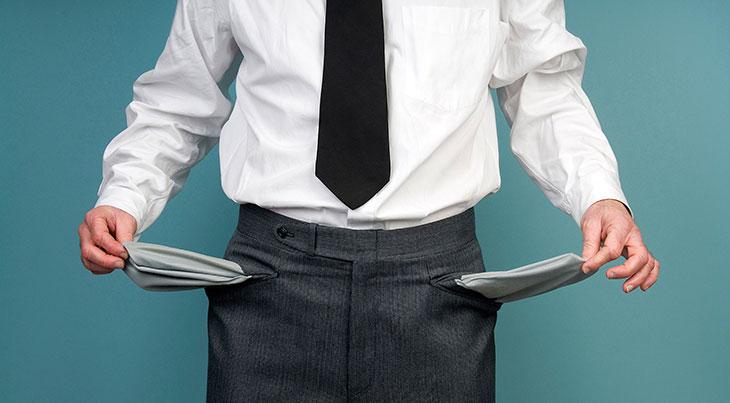 Плюсы и минусы объявления себя банкротом