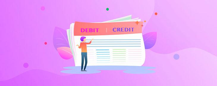 Для чего сводятся дебет с кредитом
