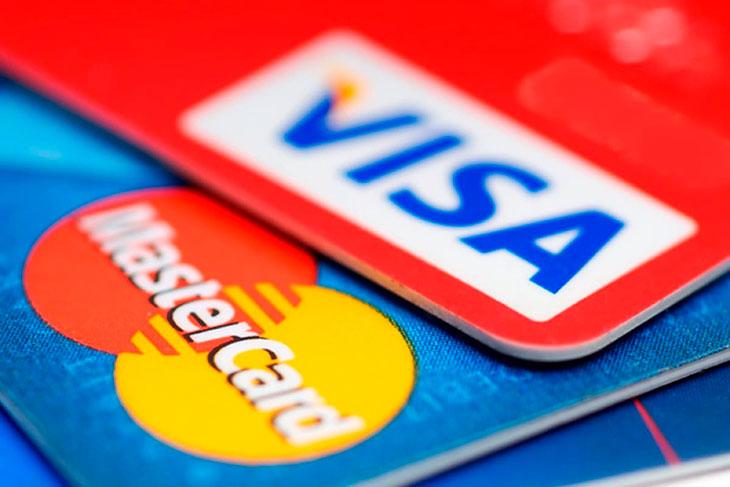 «VISA», «MasterCard»